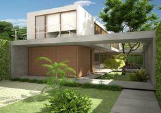 Casa 10x38 / CR2 Arquitetura, Cortesia de CR2 Arquitetura