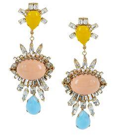 Serendipitylands: Jewelry Pendientes