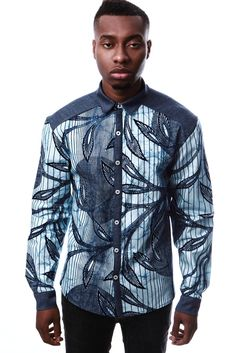 @O.h.e. Kristacha OHENE mens ss13 #print #shirt