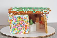 """Gingerbread"" Sukkot"