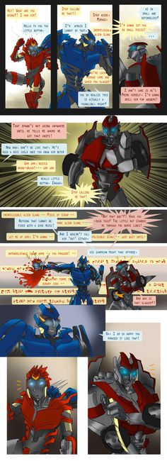 This is my headcannon No. 91! In this transformers AU, Sunstreaker from the Bayverse never made it to the movies because he was lost somewhere in the galaxy. In his search to reunite with Sideswipe...