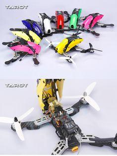 "Tarot TL250C ""Time Traveler"" Racing Drone Airframe http://www.helipal.com/tarot-tl250c-time-traveler-racing-drone-airframe.html"