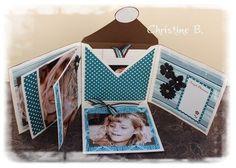 picture tutorial - envelope mini:
