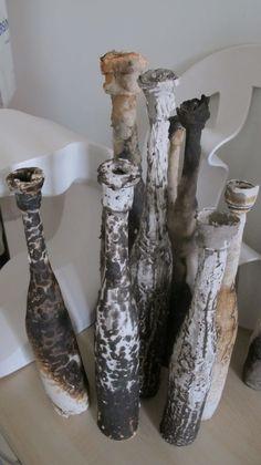 Nusret ALGAN -  2011 - Obvara Bottles