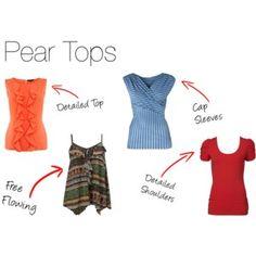 Pear Tops