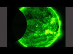 WOW! Rare Double Eclipse of the Sun by Earth & Moon Caught On SDO