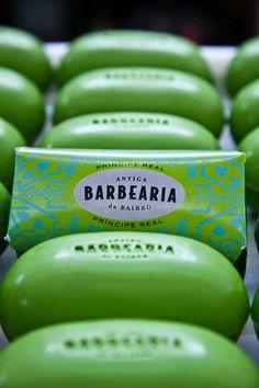Antiga Barbearia de Bairro soap