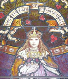 Margaret of Norway Queen of Scots in her own right. She was a daughter of King Eirik II of Norway and his wife, Margaret of Scotland. Women In History, British History, Family History, Tudor History, King Alexander, Kings & Queens, Scottish Independence, Family Roots, Lord