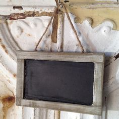 """Chalkboard Decoration with Gray Bordering - 6"""" Wide by 4"""" Tall $2.49 wholesale; lots of cheap decor"""