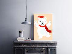 """Placa decorativa """"Urso Polar""""<br />Temos quadros com moldura e vidro protetor e placas decorativas em MDF.<br />Visite nossa loja e conheça nossos diversos modelos.<br />Loja virtual: www.arteemposter.com.br<br />Facebook: fb.com/arteemposter<br />Instagram: instagram.com/rogergon1975<br />#placa #adesivo #poster #quadro #vidro #parede #moldura"""