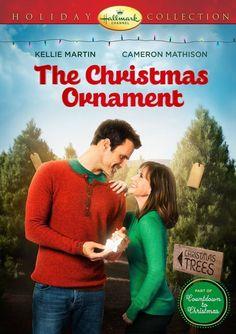 The Christmas Ornament Cameron Mathison Kellie Martin Brand New Hallmark DVD 883476144634   eBay