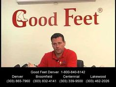 Informative YouTube Vid on the importance of personal fittings in arch supports for heel pain relief in Denver. Good Feet Milwaukee has 25 styles of arch supports in more than 350 sizes and levels of rigidity/softness to fit in any shoe in your closet! Many plantar fasciitis sufferers have found the pain relief they so needed with Denver Good Feet arch supports.