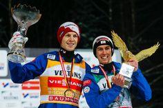 Stefan Kraft Photos: FIS Nordic World Cup: Four Hills Tournament