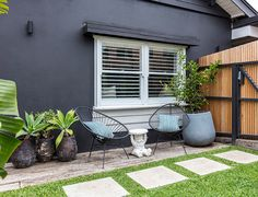 Just because it's a family home doesn't mean you can't have those extra touches, the luxe finis...