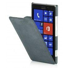 StilGut - UltraSlim Case für Nokia Lumia 925 Old Style