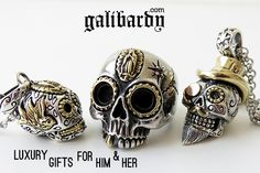Luxury Gifts - Not just stocking fillers: http://galibardy.com/