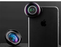 4 in 1 Cell Phone Camera Lens Kit 16 Phone Lens, Camera Lens, Wide Angle Lens, Types Of Cameras, Kit, Super Wide Lens