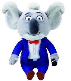 Ty Beanie Babies 41229 Buster Moon the Koala Sing Ty