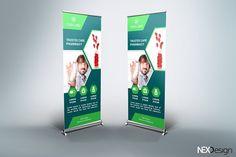 Pharmacy Roll-Up Banner - SB by UNIK Agency on @creativemarket