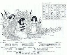 ,geheimschrift Mozes