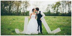 8 ideas originales para personalizar tu boda con vuestras iniciales   Bodas