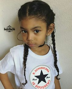 Yanamari - 4 Years • Dominican, Dutch & Mexican ❤