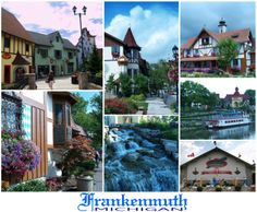 Images of Frankenmuth MI | here s the second collage with a different positioning of the images