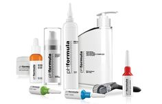 The versatility of pHformula's resurfacing treatments allows the skin specialist to combine different solutions improving your skin's overall health, appearance and total condition. Speak to your skin specialist today! #professional #skincare #skincarerountine