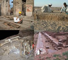 Interactive Archaeology Dig: Take a fascinating trip through time as ancient sites are unearthed. Includes field notes, photos, personal interviews with archeologists, etc.