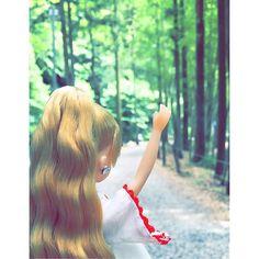 #森林浴 #Licca by bonjour_licca