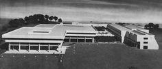 Bergen Community College, Newark, New Jersey, 1970s. http://fuckyeahbrutalism.tumblr.com/post/61127585638/bergen-community-college-newark-new-jersey