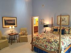 Check out this awesome listing on Airbnb: Master Suite at Paeonian Springs- NEW ON AIRBNB! - Bed & Breakfasts for Rent in Paeonian Springs