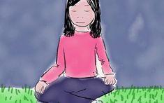 """Hasta hace relativamente pocos años se pensaba que la meditación se trataba de un proceso demasiado difícil e """"intelectual"""" para los niños, sin embargo, es"""