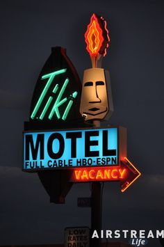 Tucson is loaded with vintage neon! This one is on Oracle between Grant and Miracle Mile