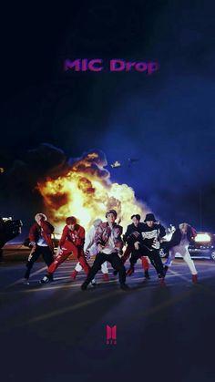 BTS - Mic Drop (Steve Aoke - remix)