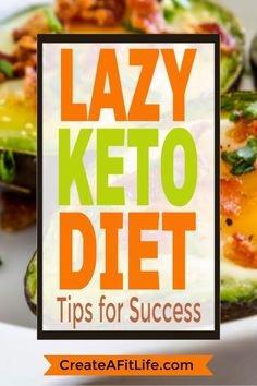 What is the lazy keto diet? Tips, tricks and hacks for losing weight and building energy with low carb eating on the lazy keto diet. What Is Ketogenic, Cyclical Ketogenic Diet, Ketogenic Diet Weight Loss, Ketogenic Diet Food List, Best Keto Diet, Ketogenic Diet For Beginners, Keto Diet For Beginners, Ketogenic Recipes, Diet Recipes