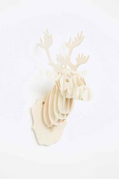 Shop Self-Build Stag Head at Urban Outfitters today. We carry all the latest styles, colours and brands for you to choose from right here. Urban Outfitters, Stag Head, Perfect Christmas Gifts, Decorative Accessories, Christmas Decorations, Christmas Ideas, Xmas, Concept, Inspiration