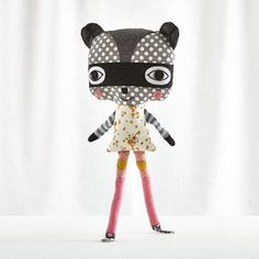 Go Go Dolls by Suzy Ultman for Land of Nod