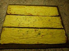 Slané rezy (fotorecept) - recept | Varecha.sk Cottage Cheese, Bamboo Cutting Board