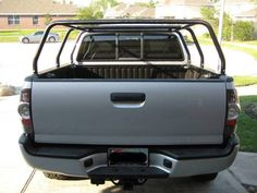All Pro Bed Rack.... First one. - Tacoma World Forums