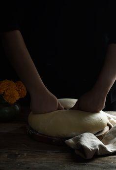 PAN DE MUERTO | RÚSTICA Character Shoes, Dance Shoes, Gold Leaf, Pan De Muerto, Dough Balls, Artisan Bread, Breads, Kitchens, Dancing Shoes