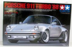 Porsche 911 Turbo '88 Sports Car Series Tamiya #24279 1/24 New Model Kit