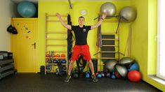 jumping jacks Planking, Jumping Jacks, Hiit, Gym Equipment, Sumo, Exercise, Ejercicio, Excercise, Work Outs