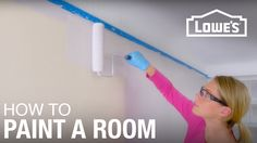 Learn how to paint a wall, trim and ceilings. We also have tips on planning paint jobs, buying paint, using paint tools and cleaning up afterwards.