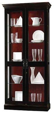 Marietta 680 408 Howard Miller Curio Cabinet