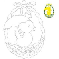 Velikonoce | Předškoláci - omalovánky, pracovní listy - strana 5