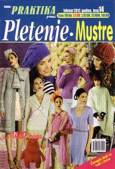 Pletenie. Mustre Nr 14-2012 feb