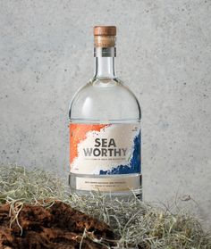Seaworthy Vodka on Packaging of the World - Creative Package Design Gallery