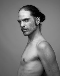 Denis Lavant (1961) - French actor known for his distinctive face and the physically demanding aspects of the roles he plays, which often involve slapstick, acrobatics or dance, as well as for his long-standing association with director Leos Carax. Photo by Jo Schwab