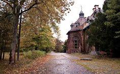 lostplaces - vergessene orte: Beelitz - Heilstätten